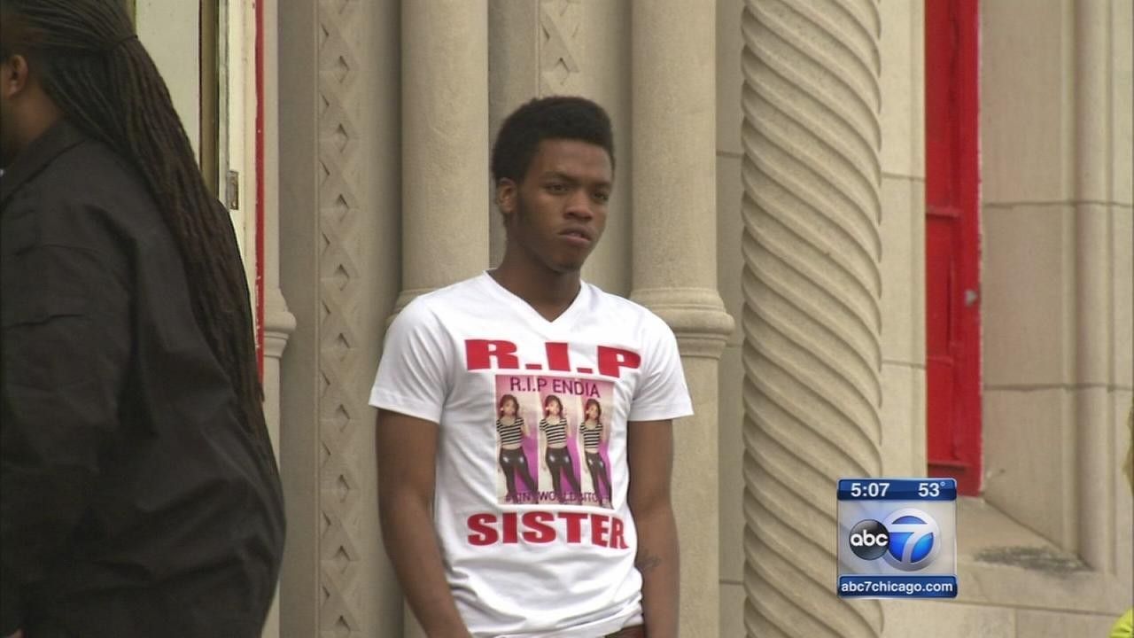 Funerals held for 2 lost to Chicago gun violence