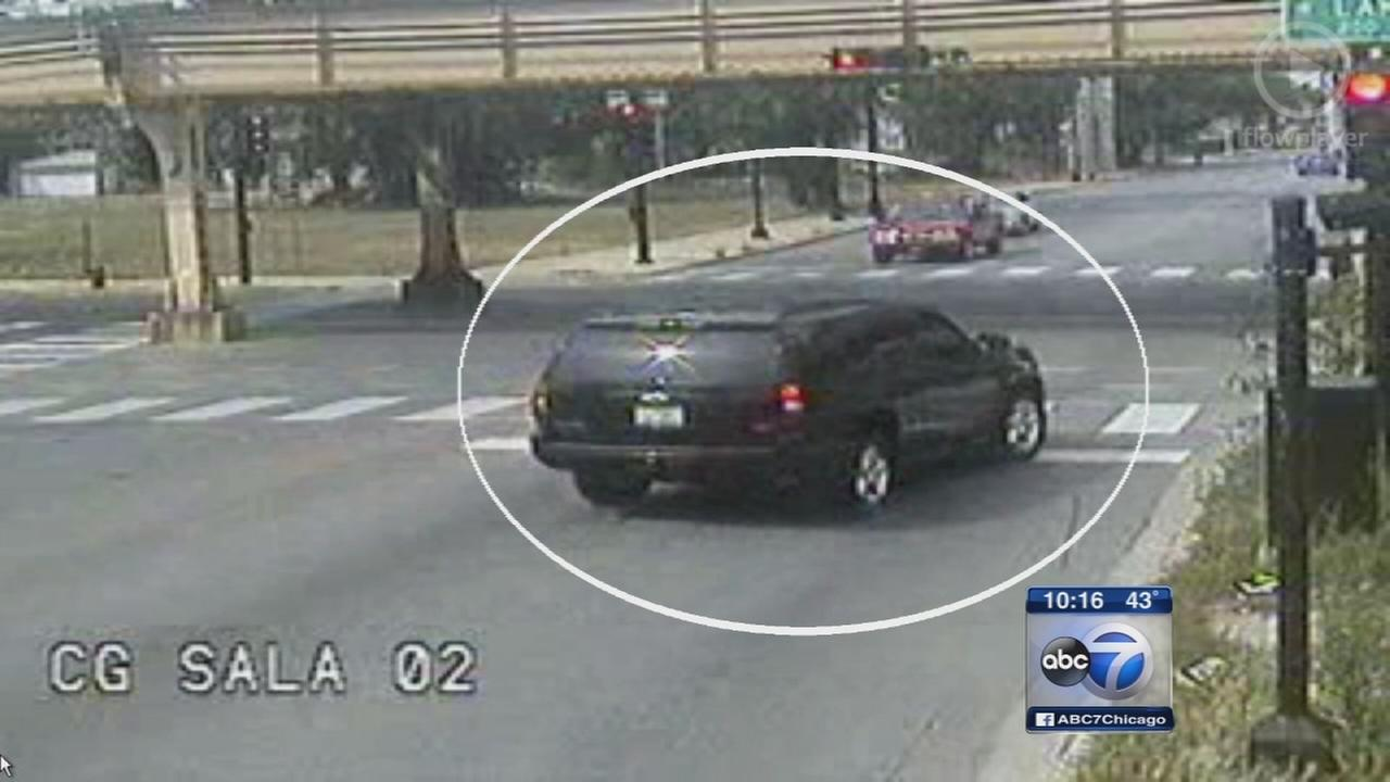 Caught on Tape: Mayors motorcade