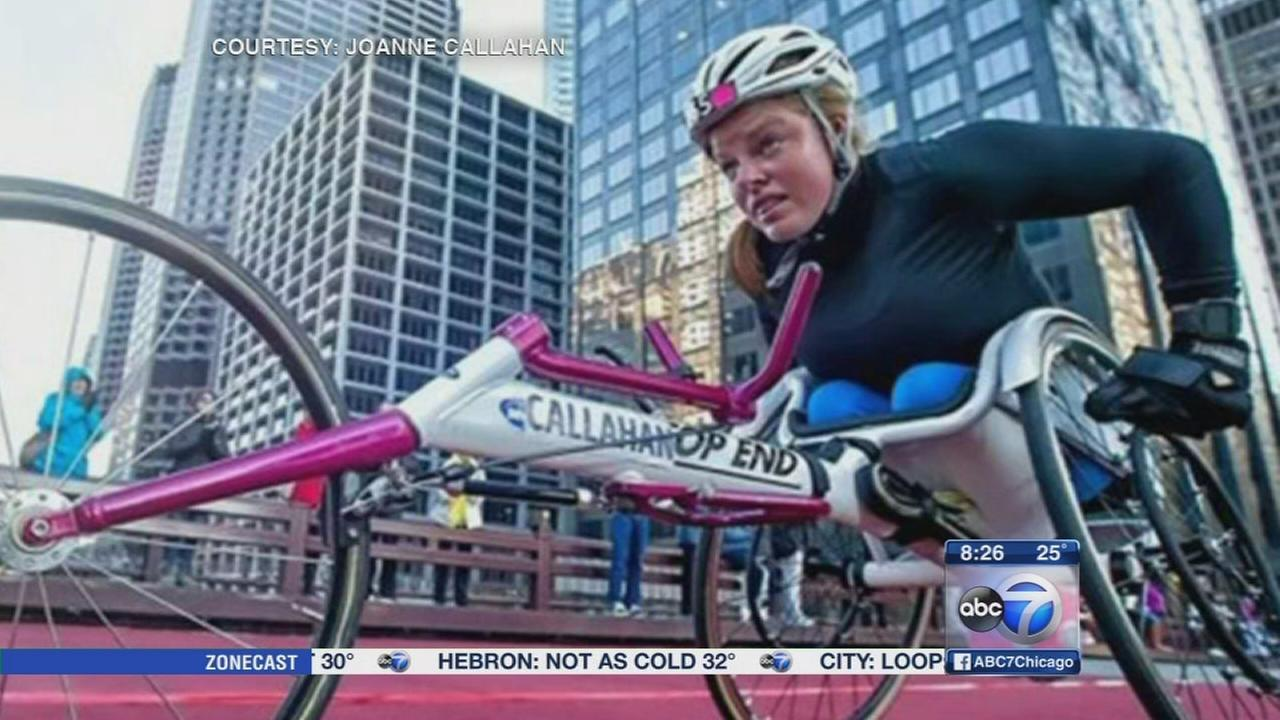 Para-athlete shifts focus to Ironman