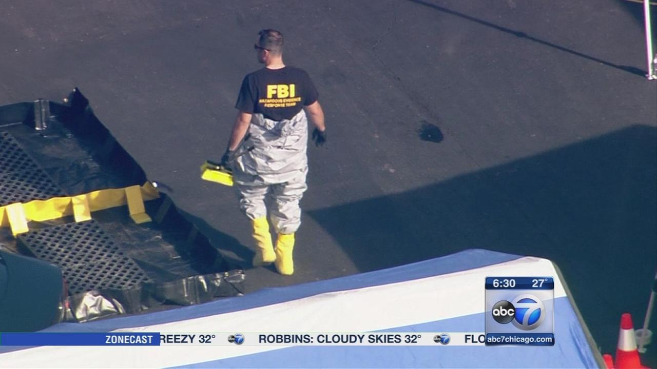 FBI investigation continues in Schiller Park