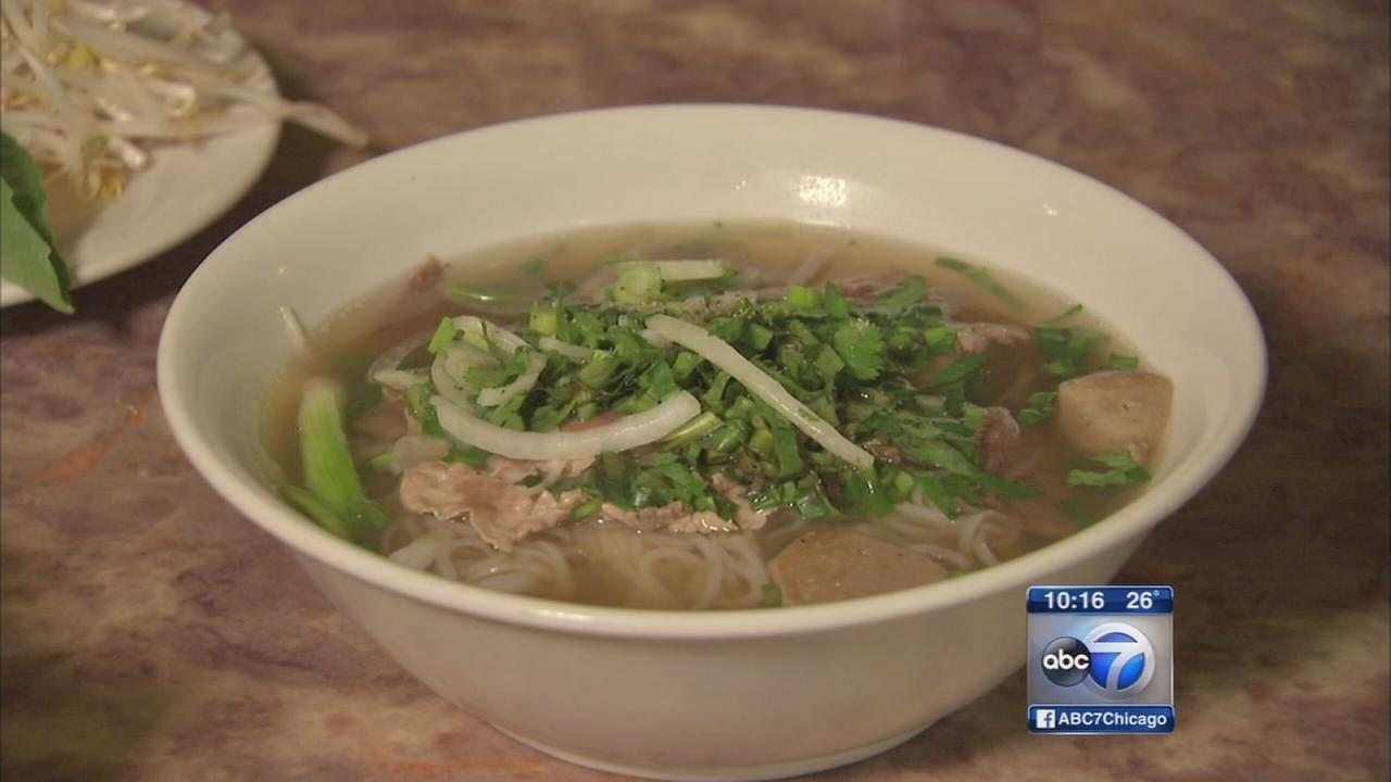 Authentic Vietnamese from Saigon Pho in Forest Park