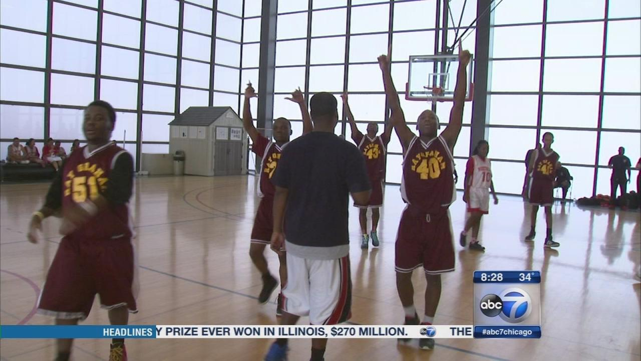CPS students compete in Special Olympics basketball program