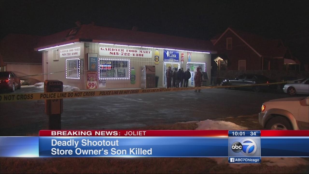 Deadly shootout in Joliet
