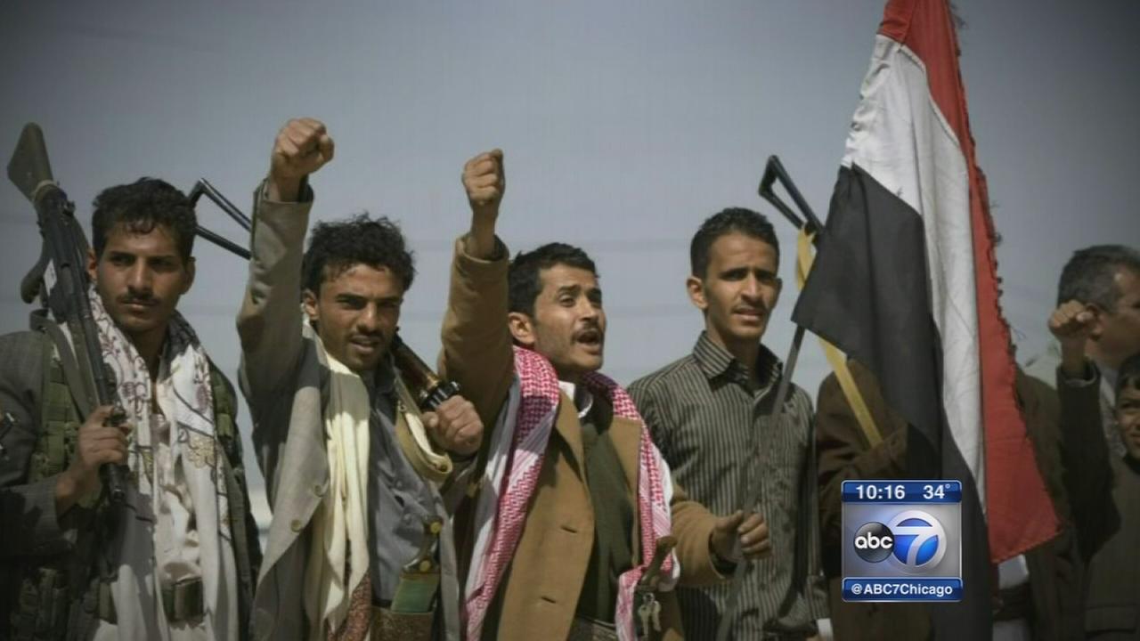 Turmoil in Yemeni capital