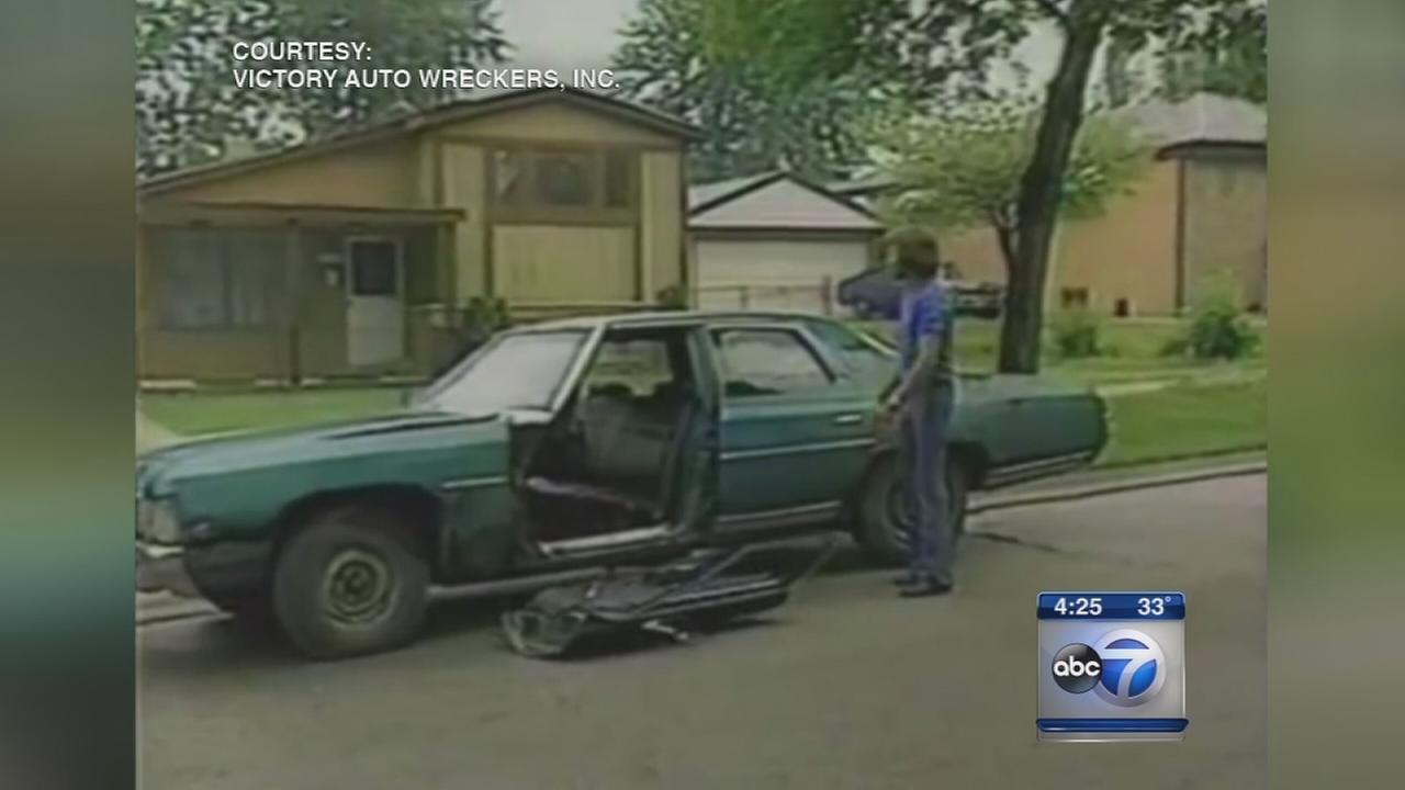 Victory Auto Wreckers holds contest for new commercial | abc7chicago.com