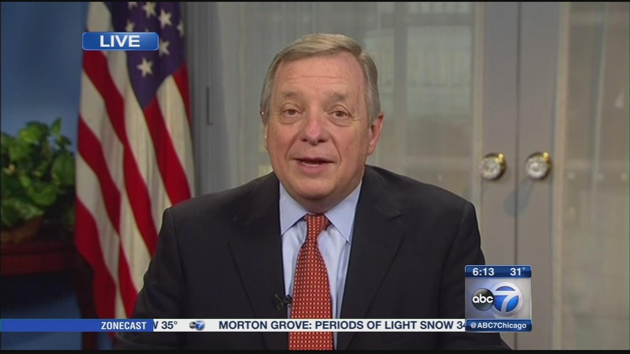 Sen. Durbin reflects on State of the Union