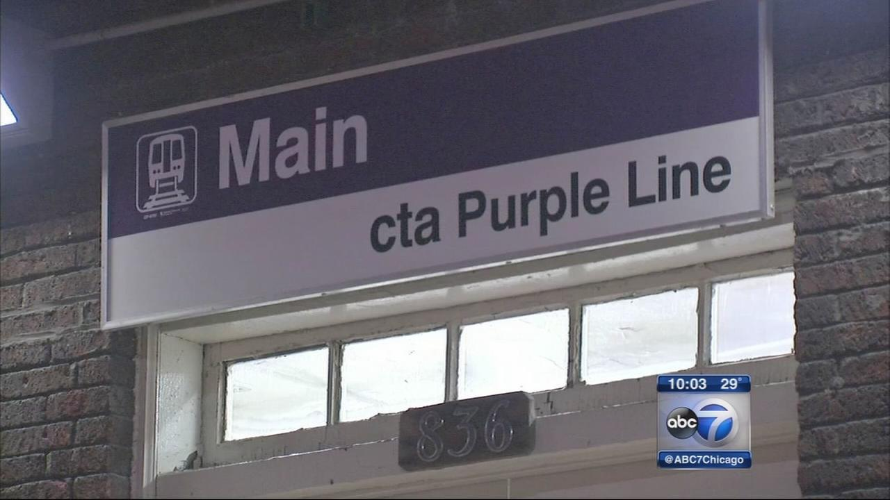 Evanston police step up patrols at CTA stops