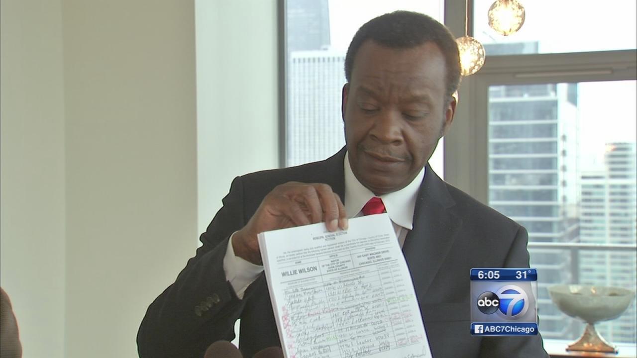 Wilson questions Emanuel letter campaign