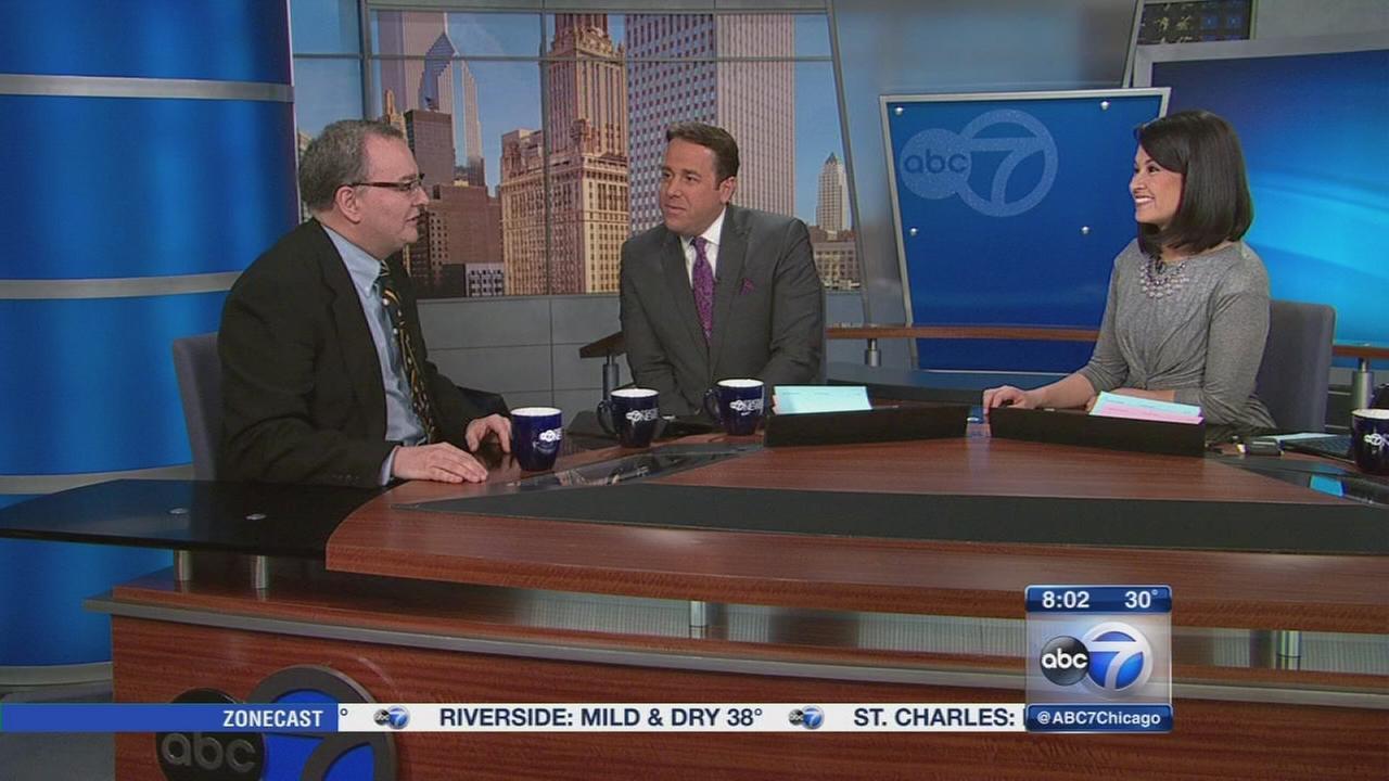 Cubs Historian Ed Hartig talks about Banks legacy