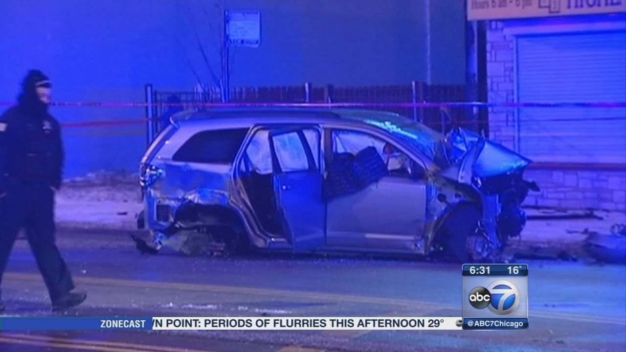 Driver pulled over for speeding dies in South Side crash