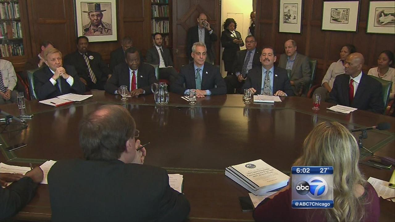 Mayoral candidates square off in debate