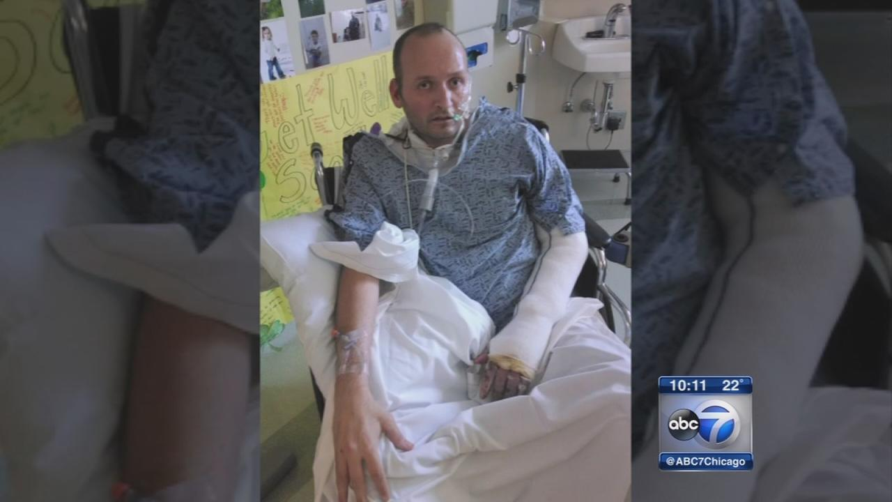 Injured state trooper calls for harsher charges