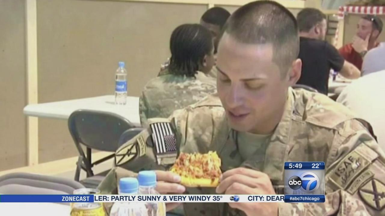 Troops to get 5K pizzas on Super Bowl Sunday