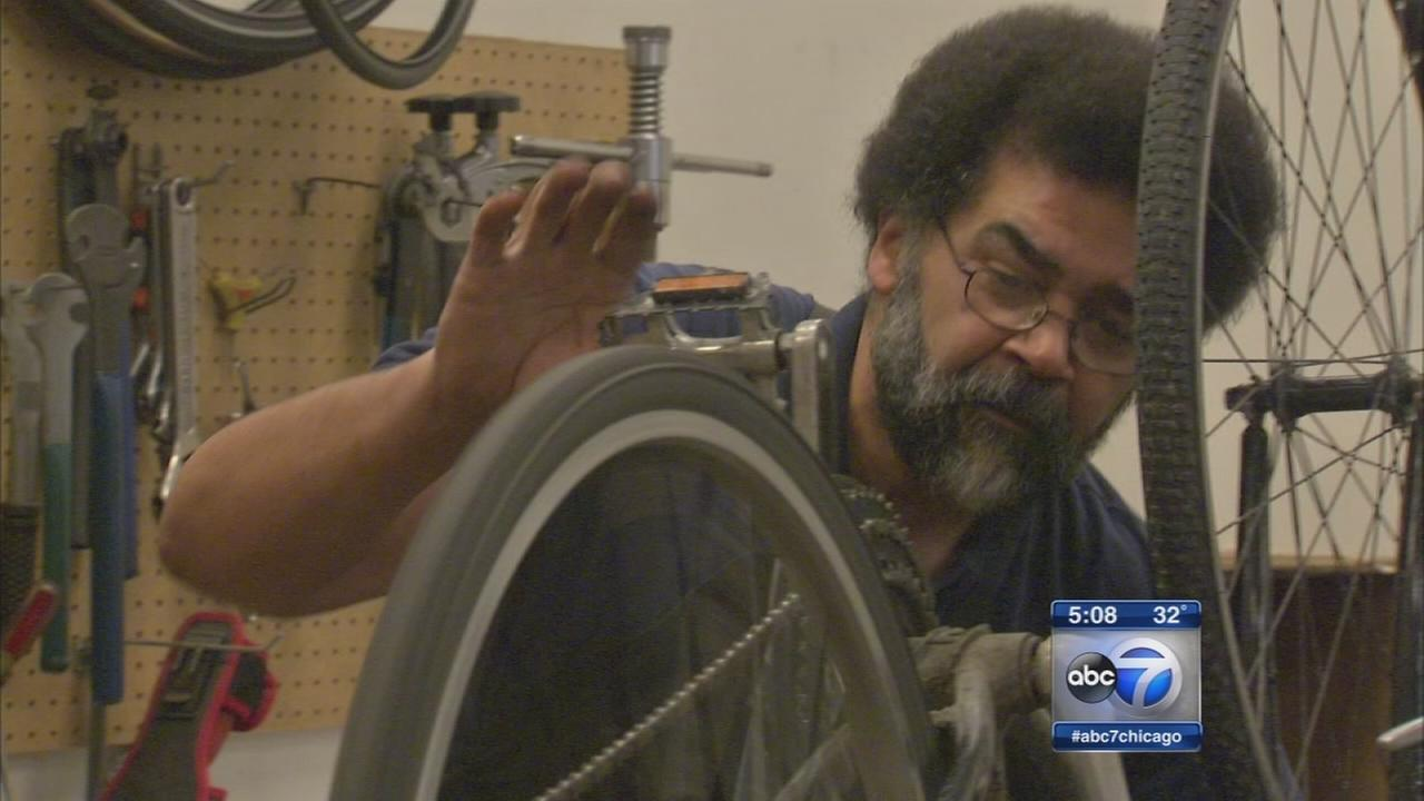Bike shop owner fights to keep store open