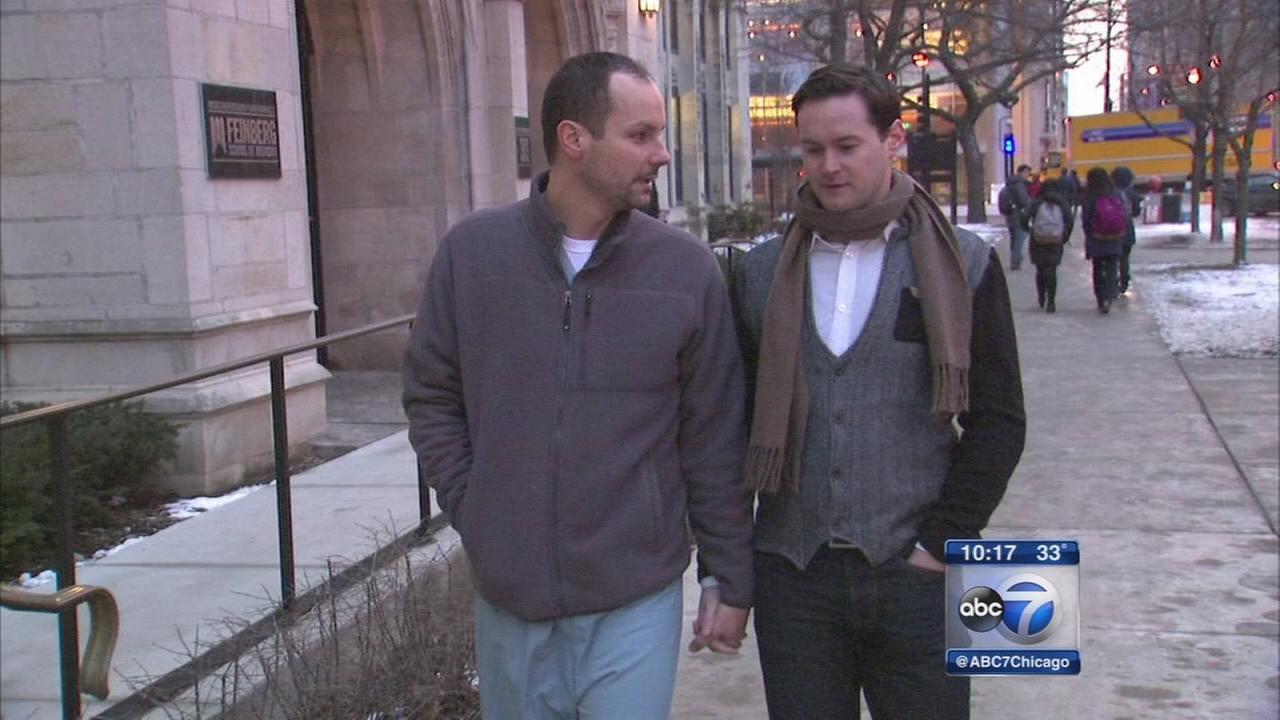 Gay couple claims cab driver kicked them out for kissing