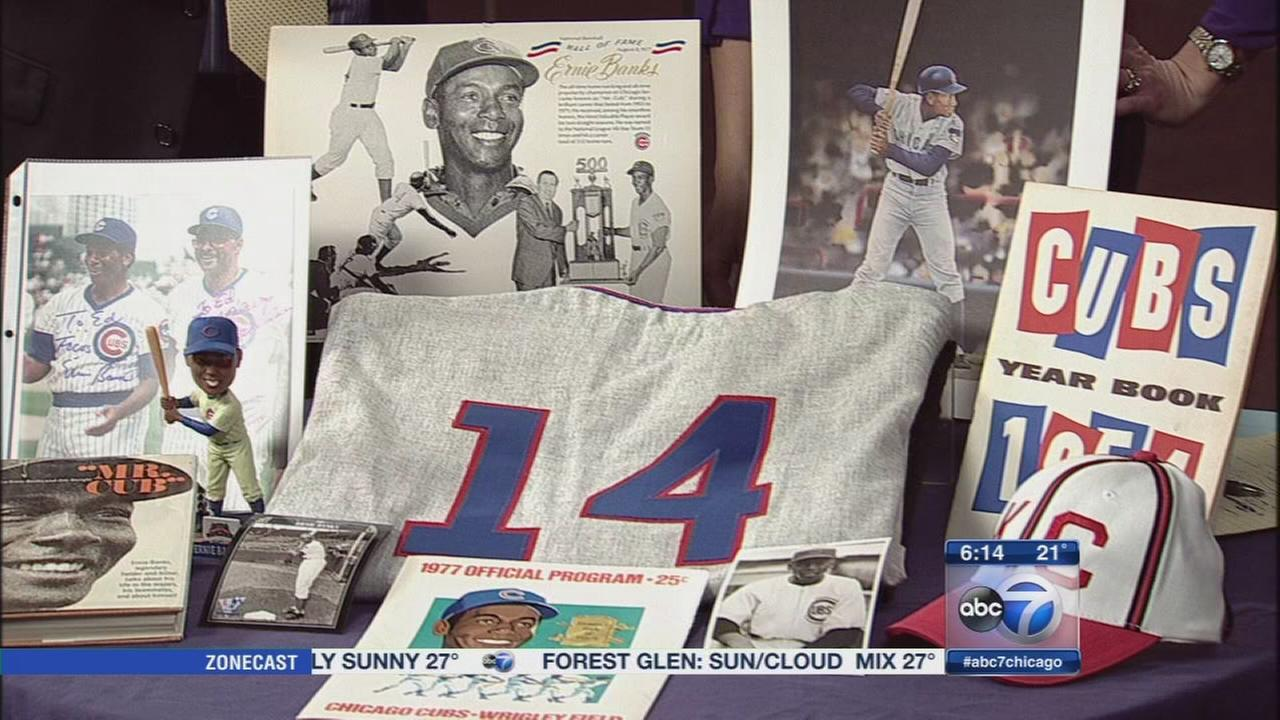 Remembering Ernie Banks with Ed Hartig