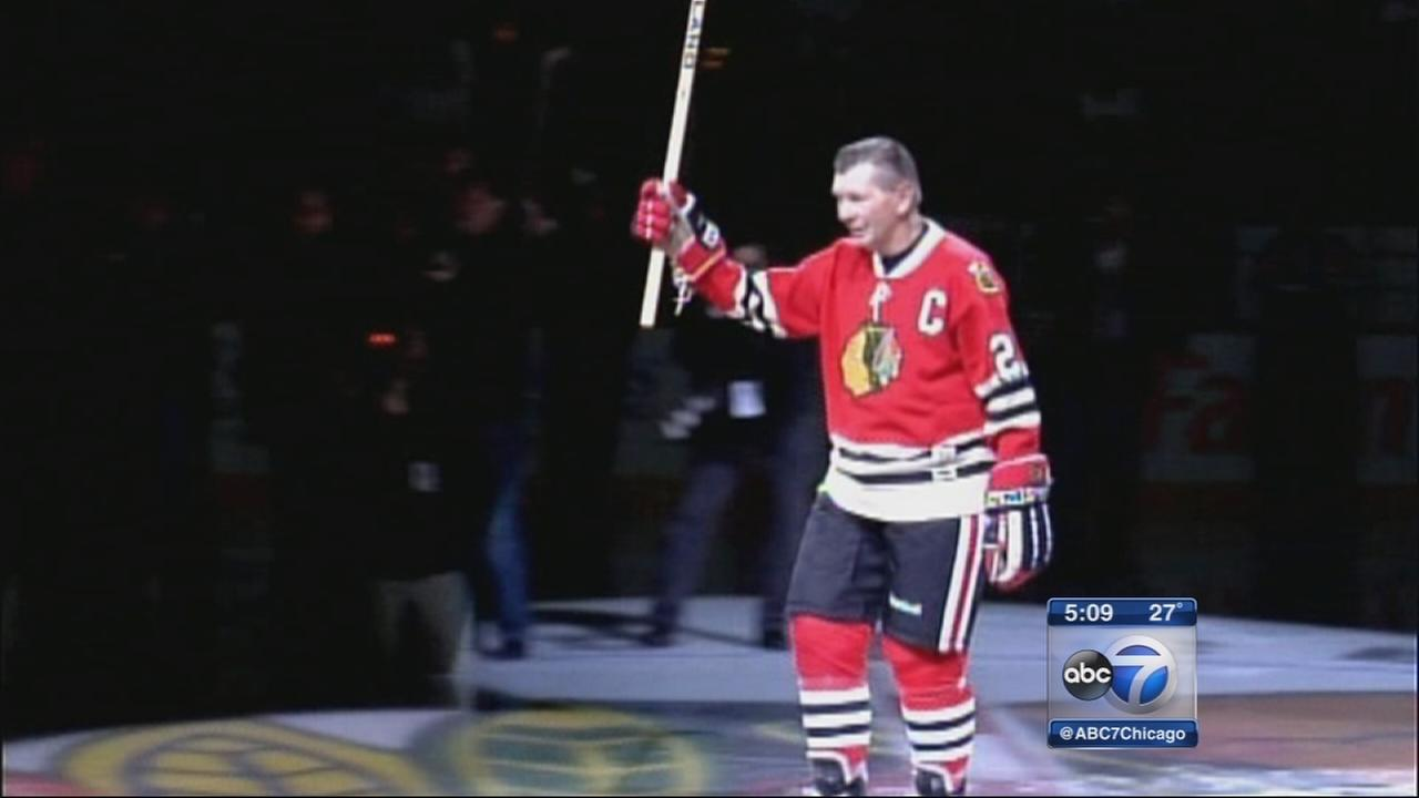 Stan Mikita diagnosed with Lewy body dementia