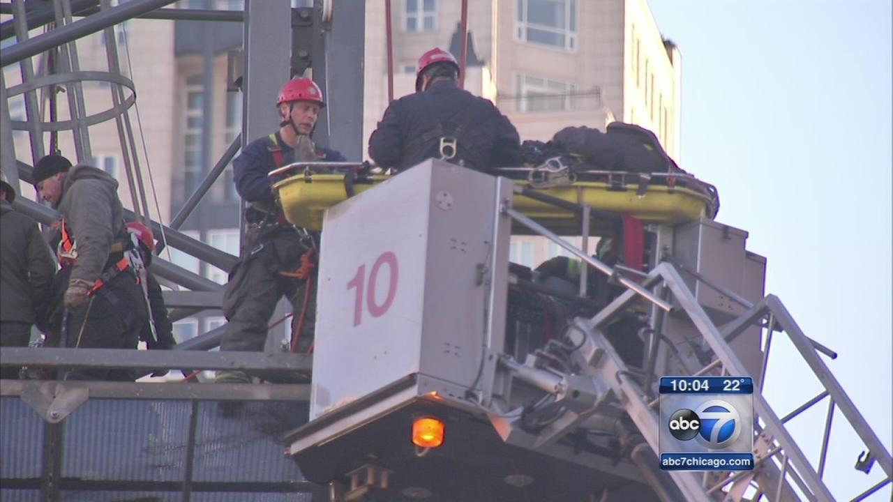 OSHA investigates Gold Coast crane accident