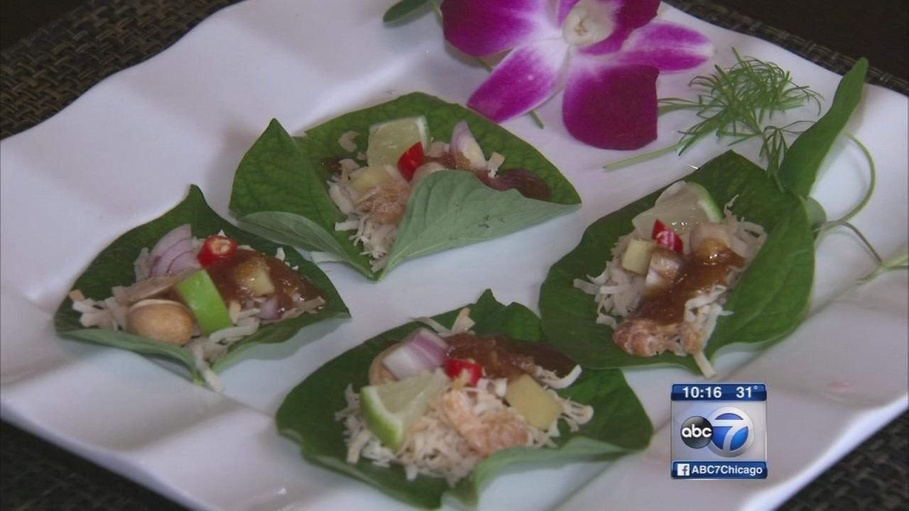 Jin Thai, Herb in Edgewater offer unique, authentic Thai food