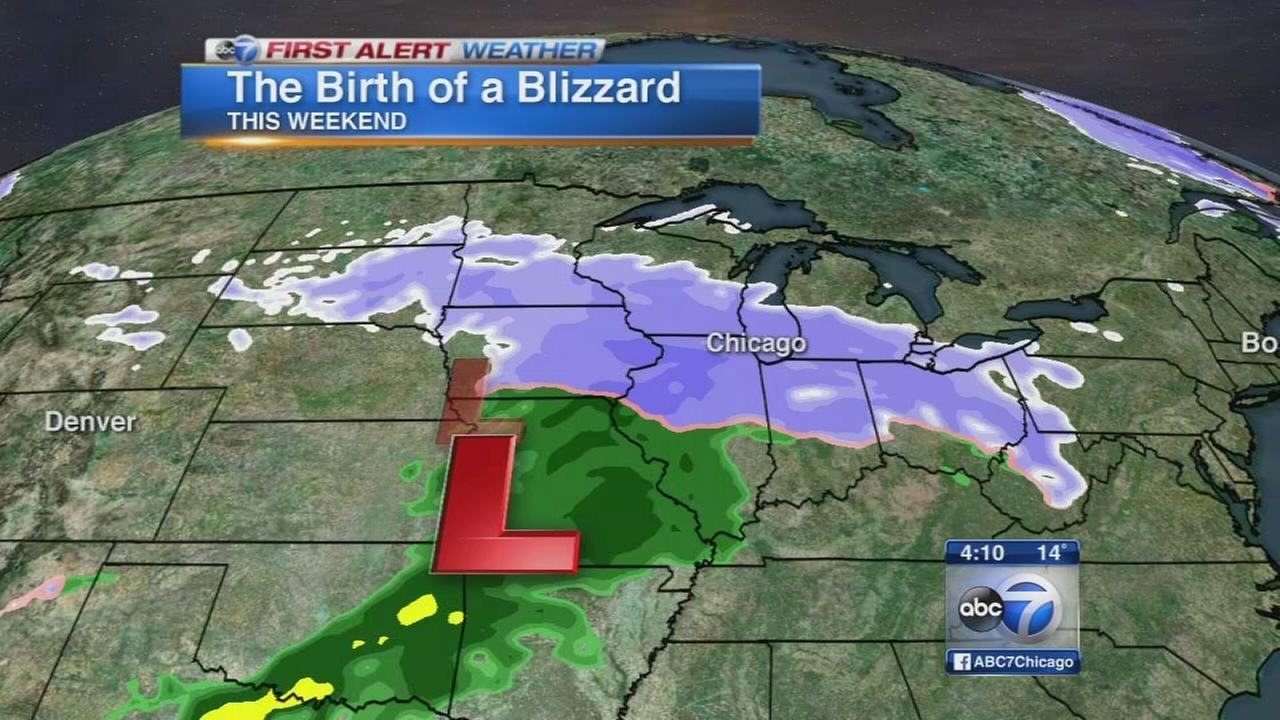 2 storms create blizzard