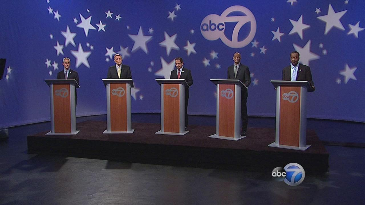 Vote 2015: Mayor Debate, Part 1