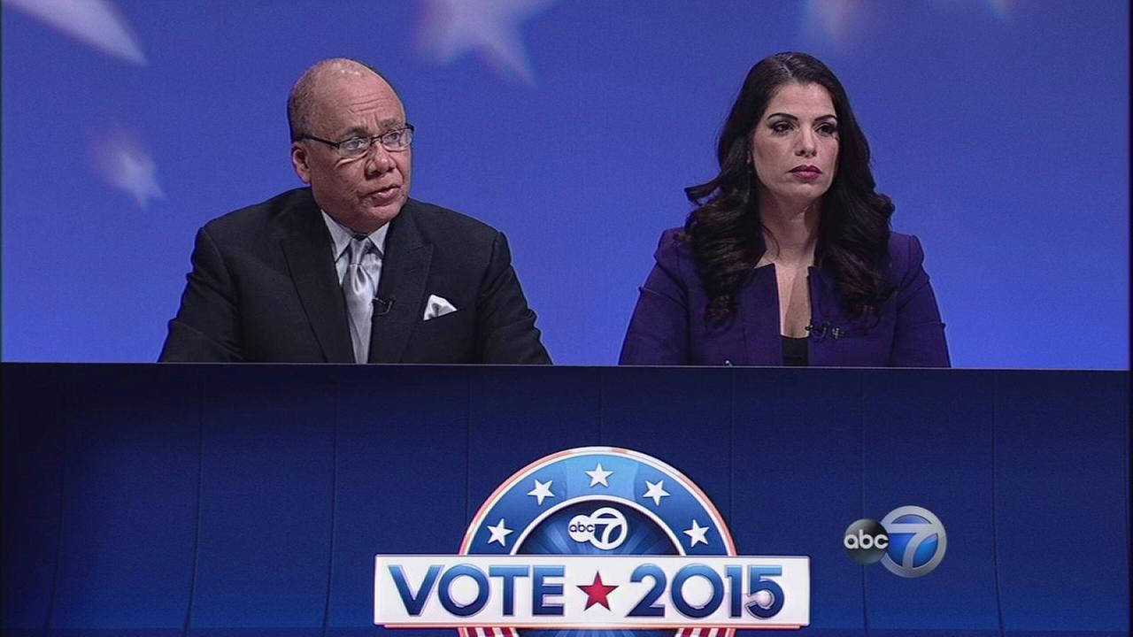Vote 2015: Mayor Debate, Part 2
