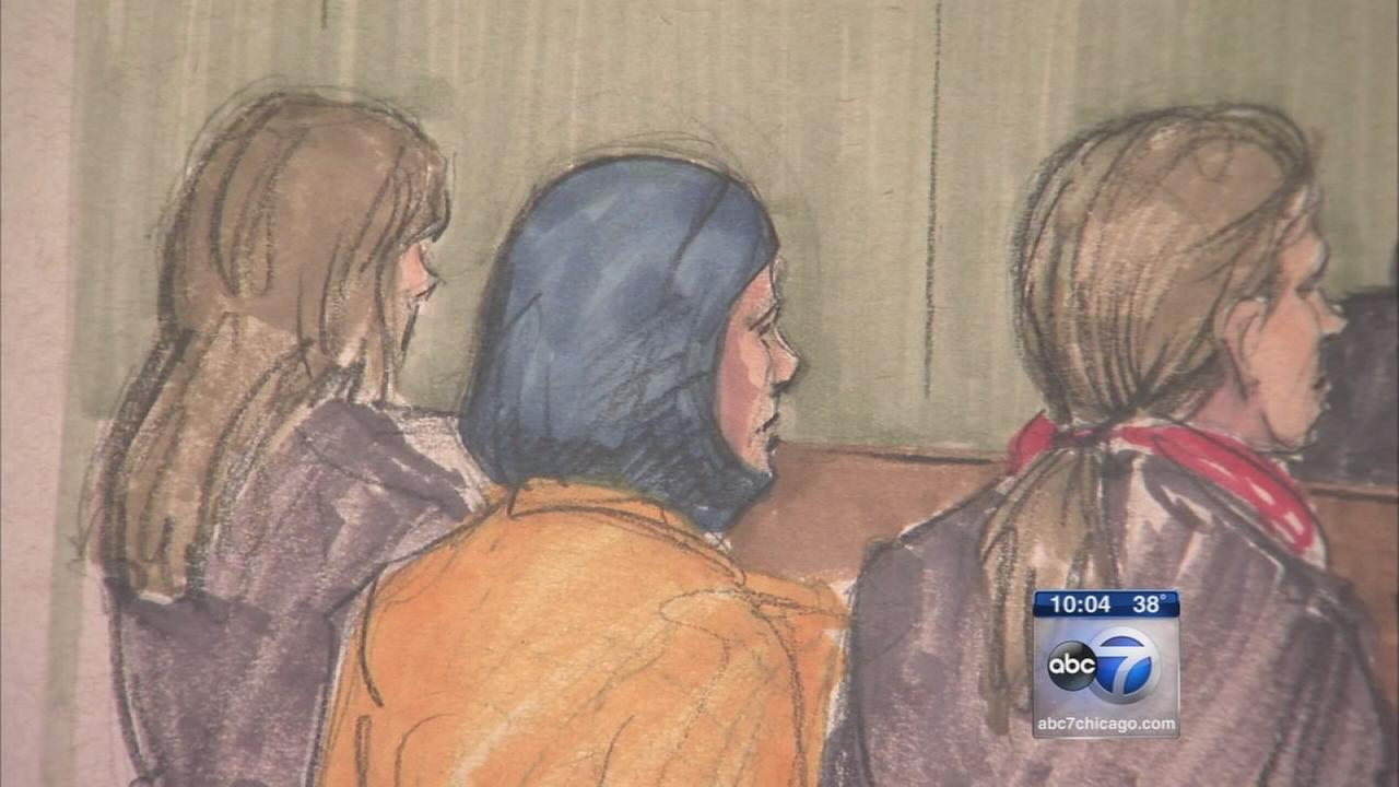 Local terror suspect makes court appearance