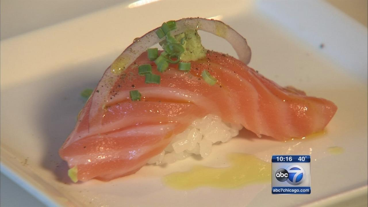Once Upon a Bagel features Scottish smoked salmon