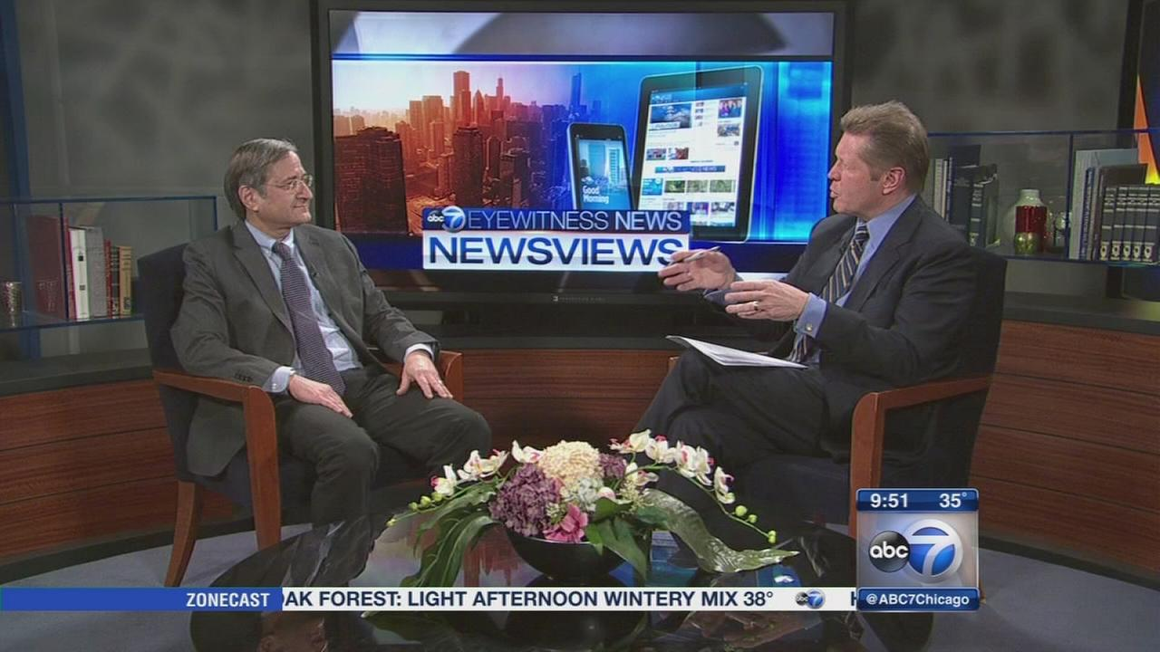 Newsviews: Dr. Richard Novak part two