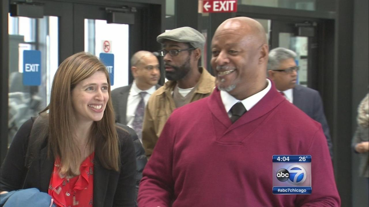 Man freed in wrongful conviction case