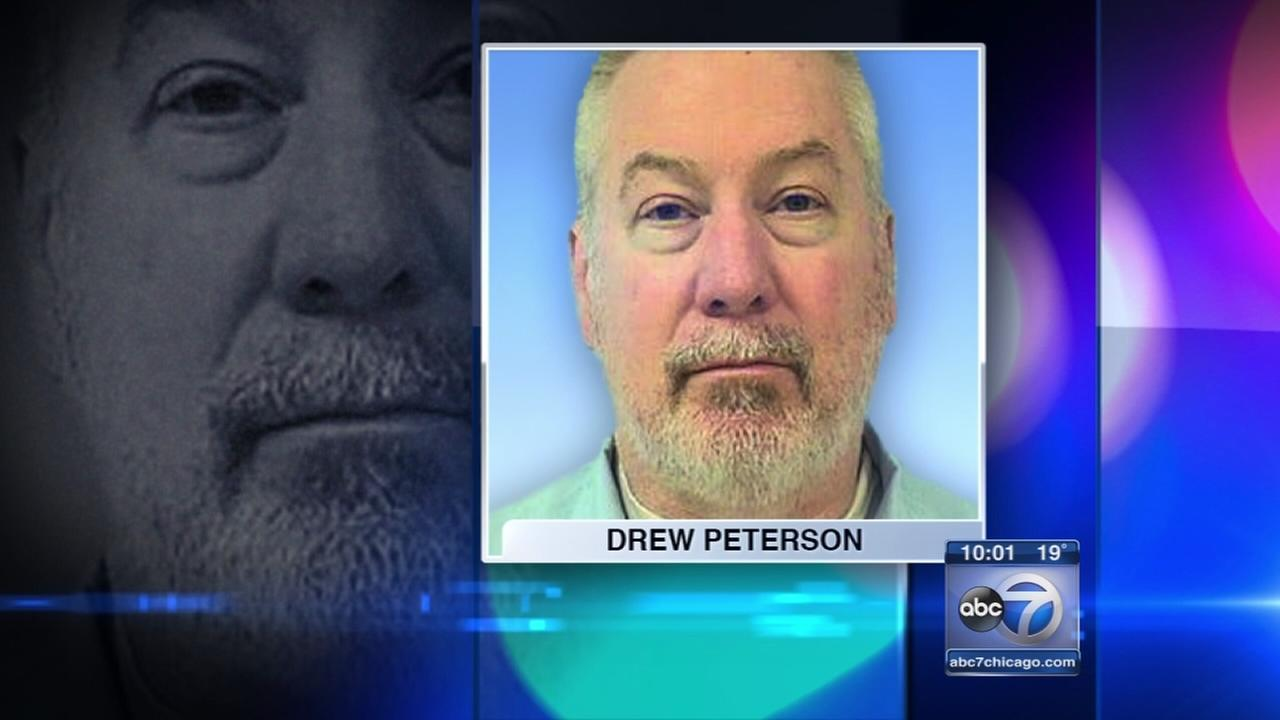 Drew Peterson accused in murder-for-hire plot