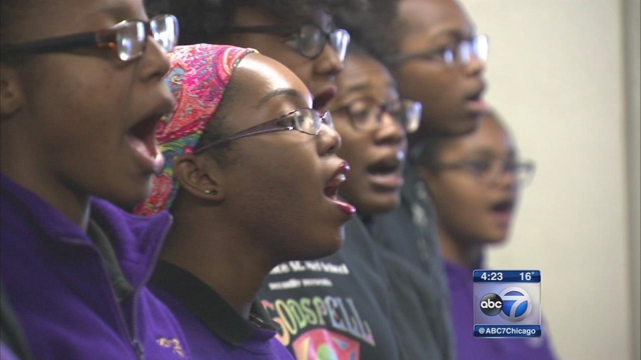 Chicago HS choir to perform at Carnegie Hall
