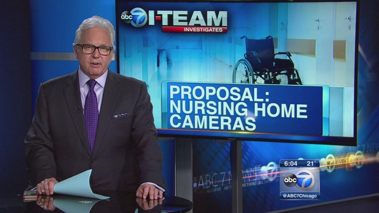 Law would allow nursing home surveillance cameras