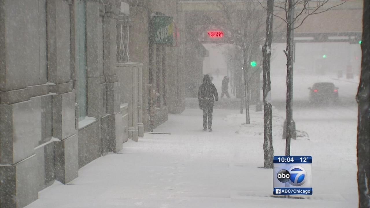 Chicago Weather: Dangerous cold, lake effect snow