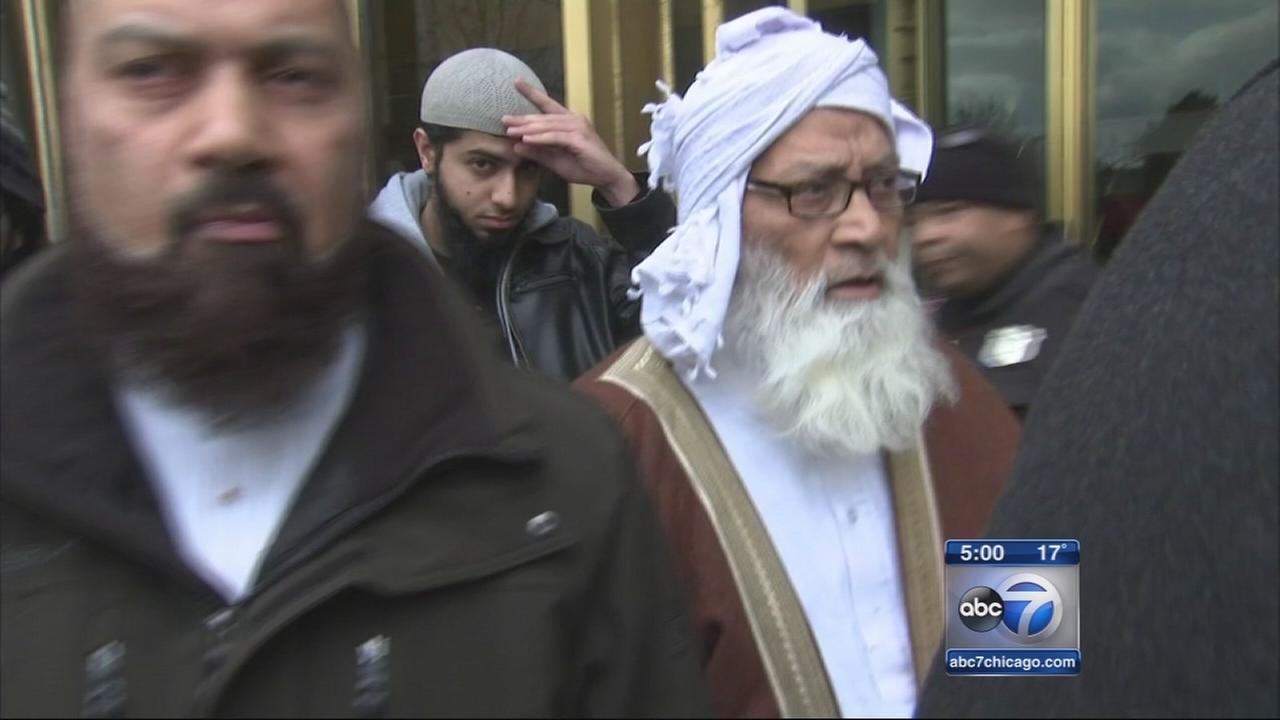 Head of Elgin Islamic school faces sex abuse charge