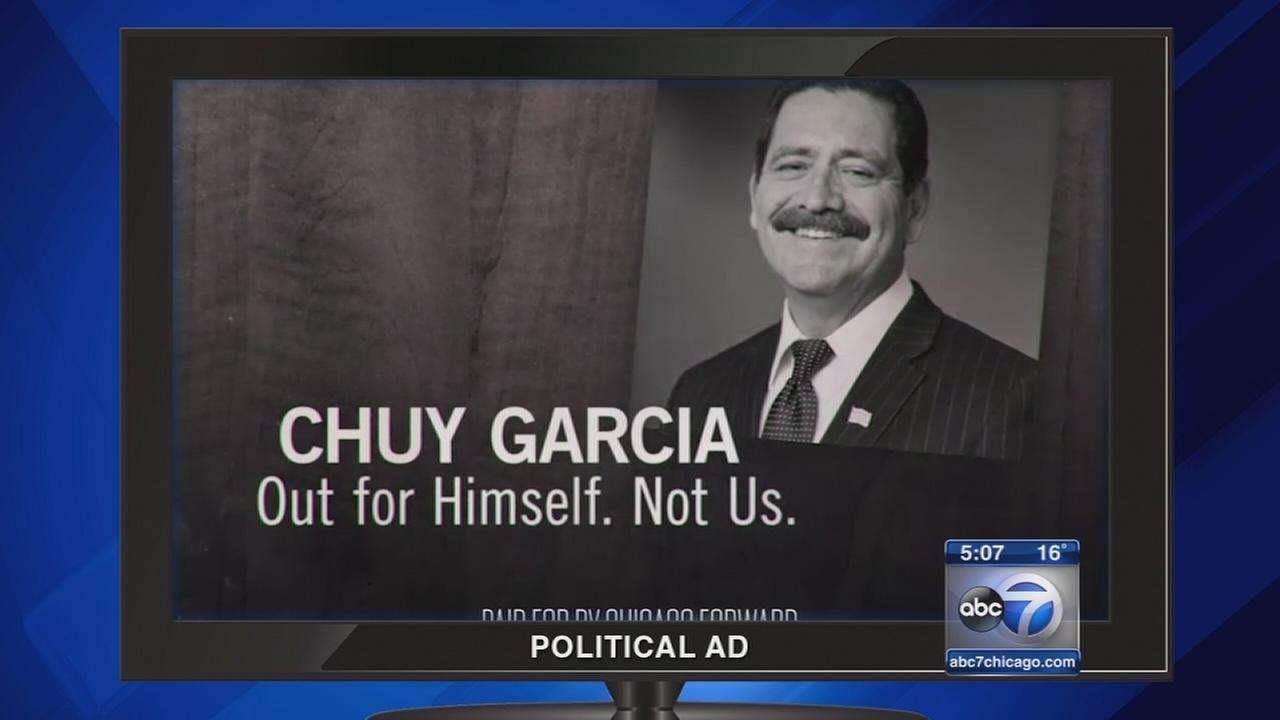 Emanuel PAC attacks Garcia