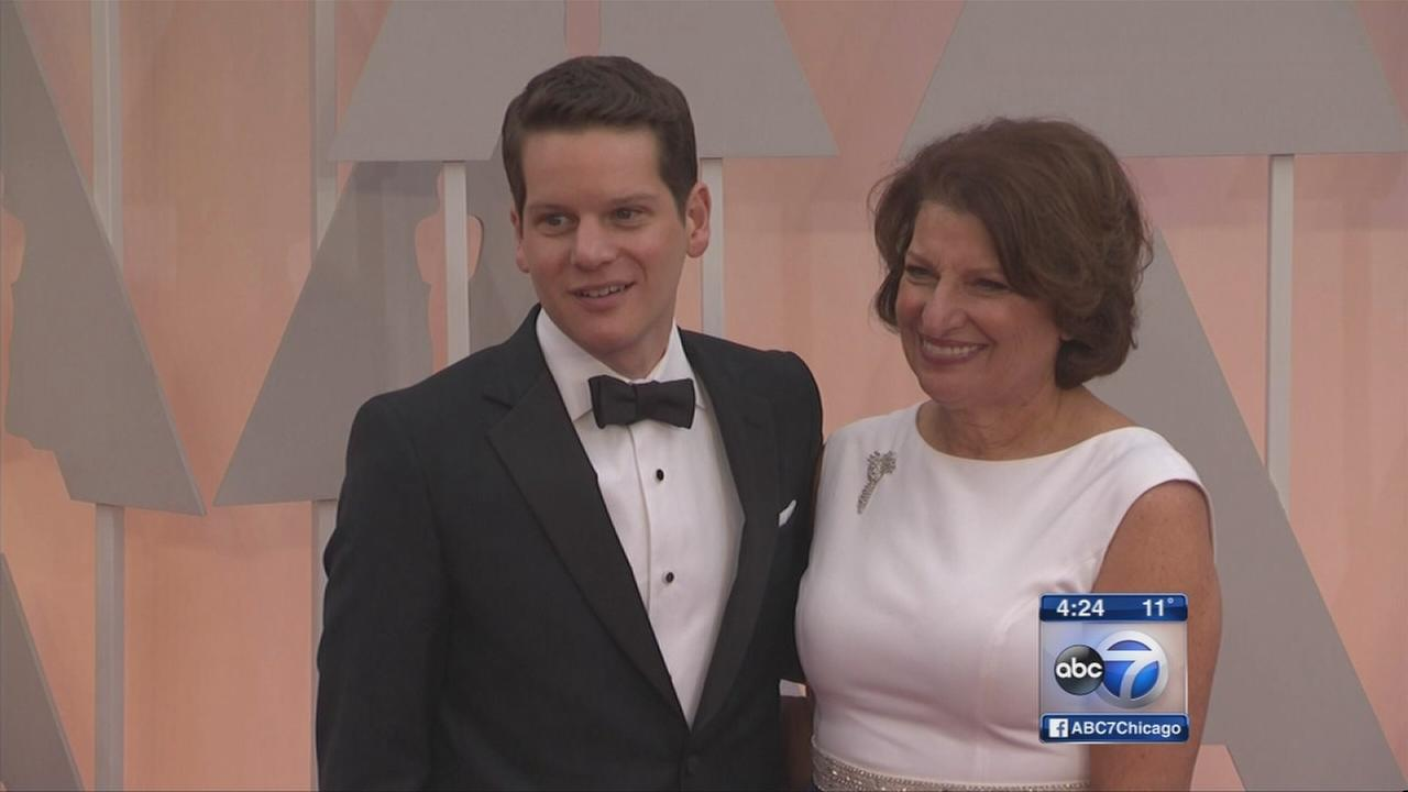 Chicagos Graham Moore wins Oscar