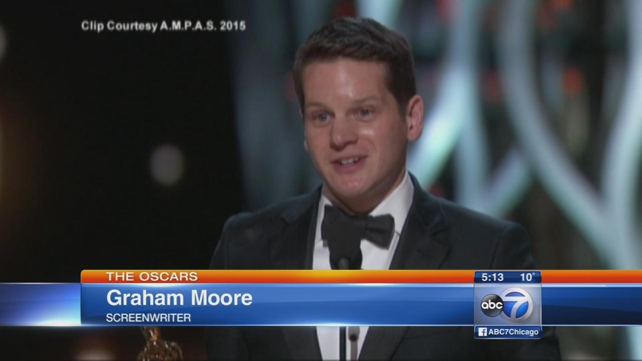 Oscars used to shine light on issues