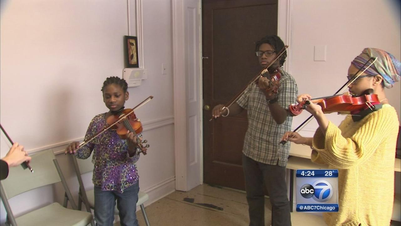 Music center exposes students to wide range of genres