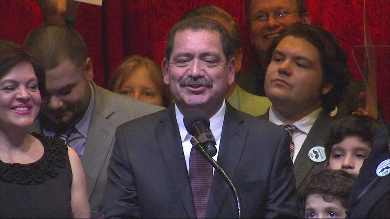 Chuy Garcia full Election Night remarks