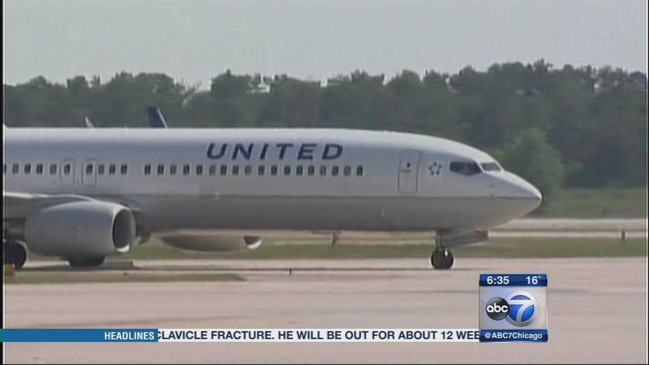 United releases memo to help ensure passenger safety