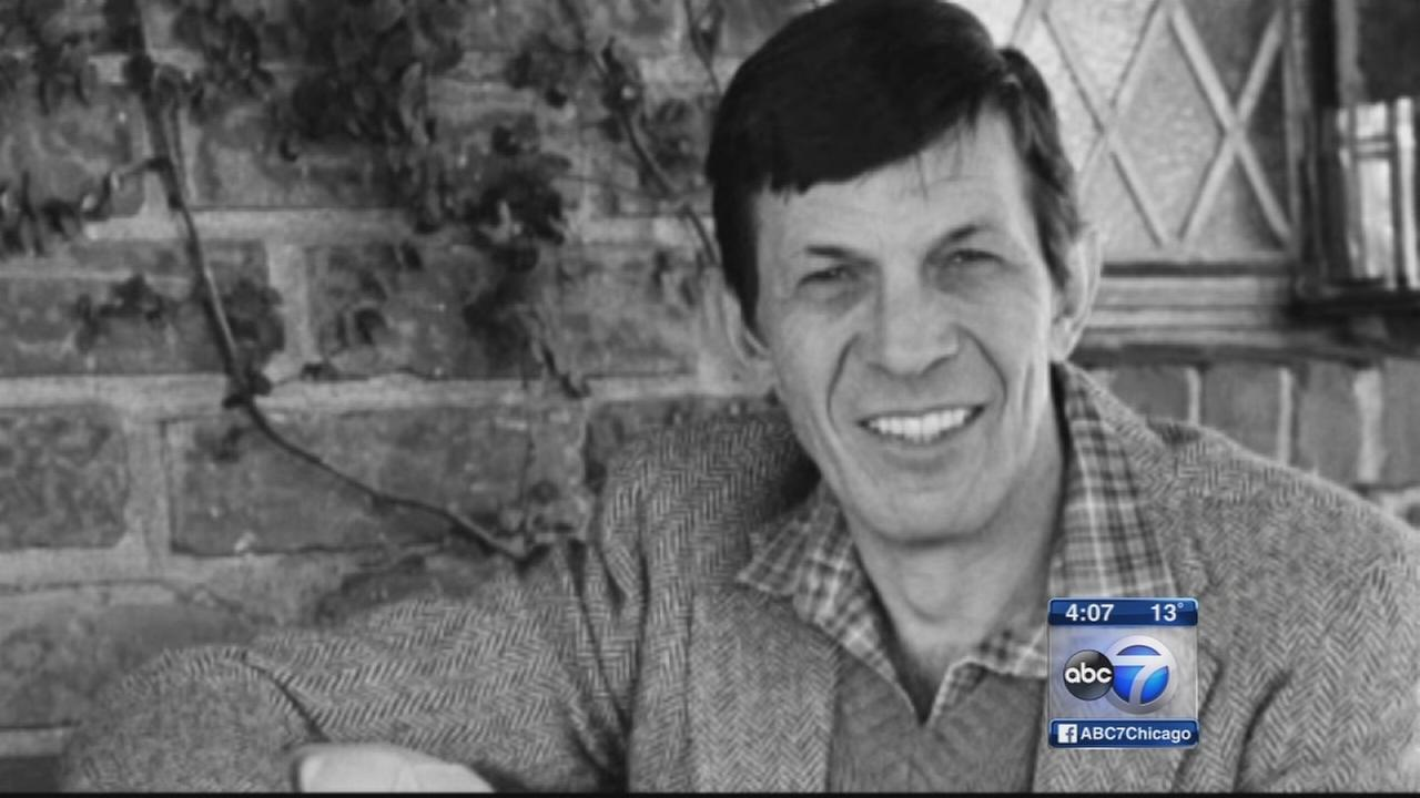 Leonard Nimoy dies at 83; Spock of Star Trek hospitalized recently