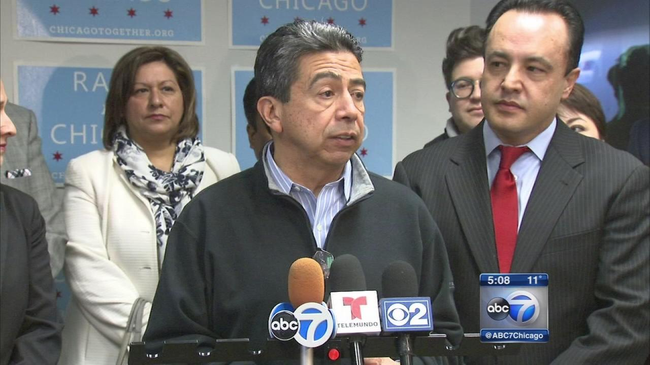 Dueling endorsements in Chicago mayors race