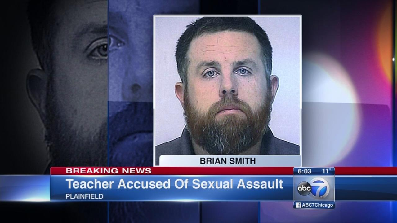 Plainfield teacher accused of student sex assault