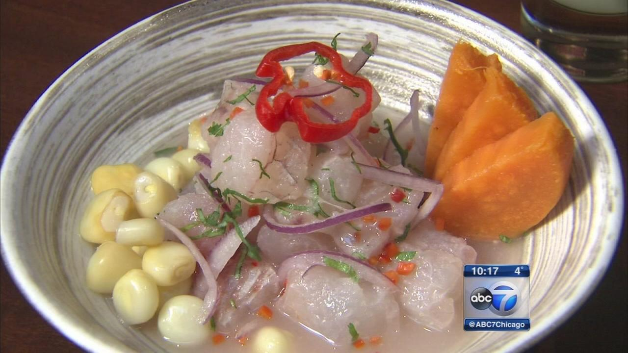 Ceviche is a taste of Lima at Tanta