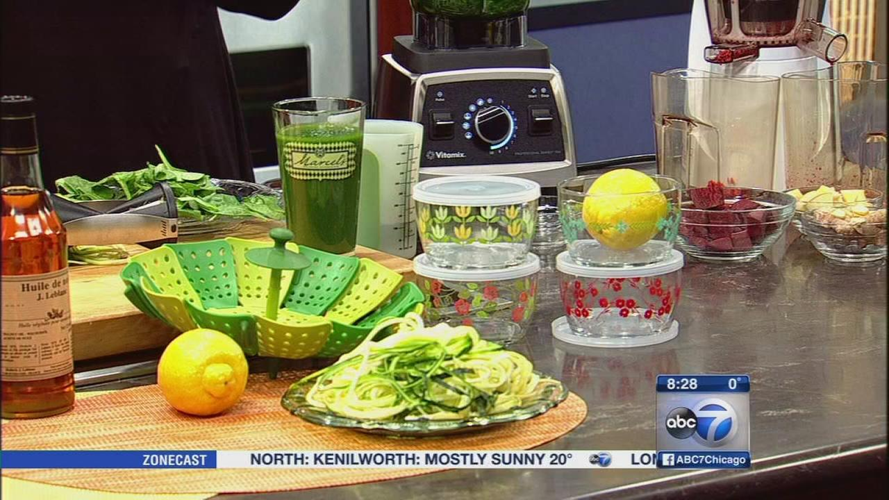 Kitchenware to make healthy eating easier