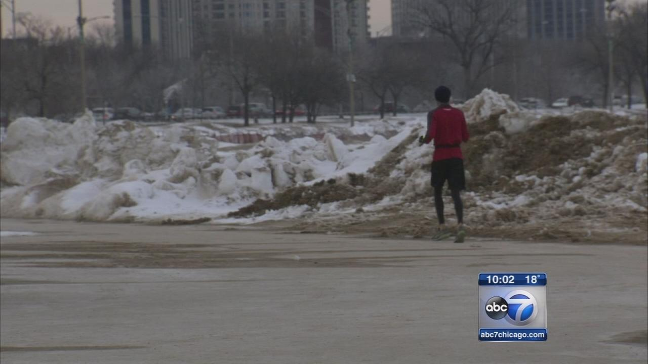 Frigid temps shatter record, more snow ahead