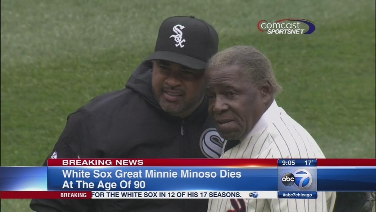 Minnie Minoso dies at age 90