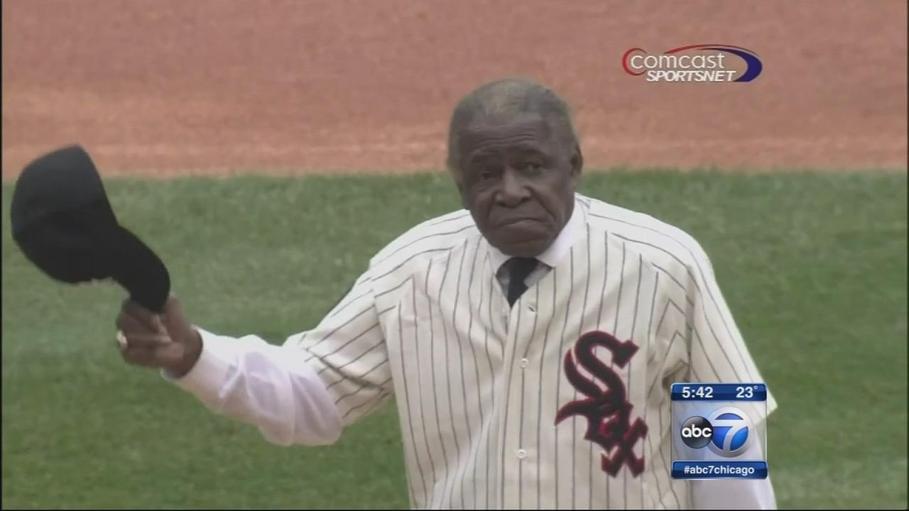 White Sox legend Minnie Minoso dies