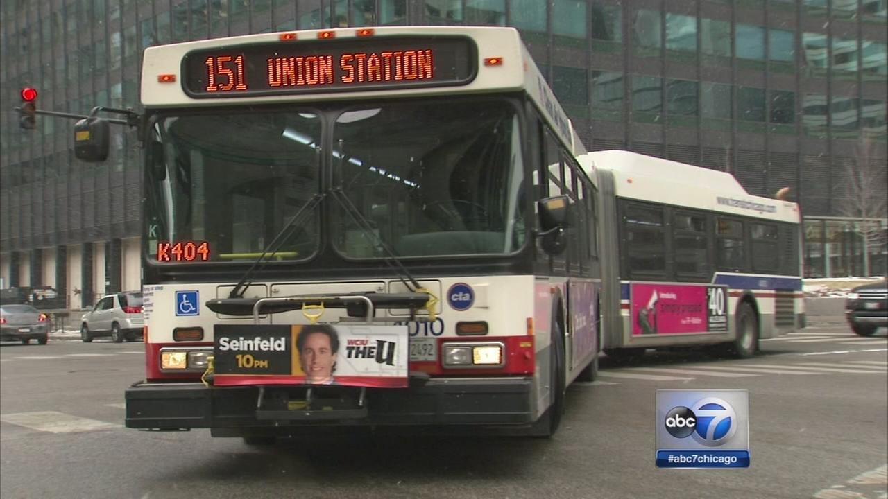 Work on Loop bus express lanes set to begin in March